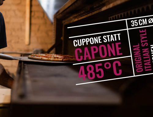 Cuppone statt Capone: Italienische Pizzaöfen