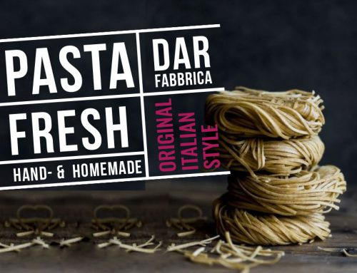 DON A Roma Fabbrica – Fresh Made Pasta